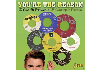 VARIOUS - You Are The Reason  - (CD)