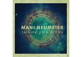 Mani Neumeier - Talking Guru Drums  - (CD)