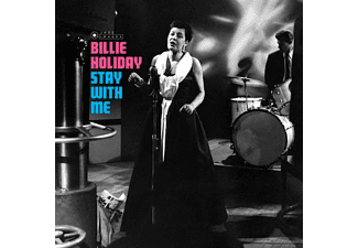 Billie Holiday - Stay With Me-Jean-Pierre Leloir Collection  - (CD)