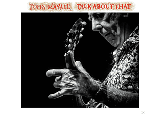 John Mayall - Talk About That  - (CD)