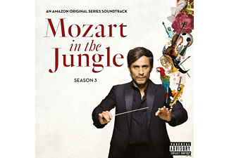 OST/VARIOUS - Mozart In The Jungle Season 3  - (Vinyl)