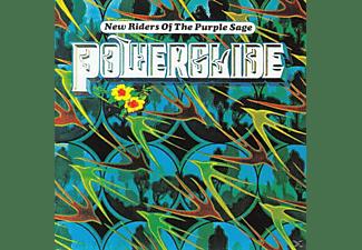 New Riders Of The Purple - Powerglide  - (CD)