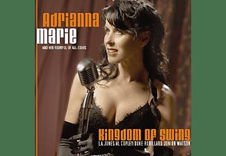 Adrianna Marie - Kingdom of Swing  - (CD)