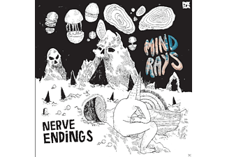 Mind Rays - Nerve Endings  - (CD)