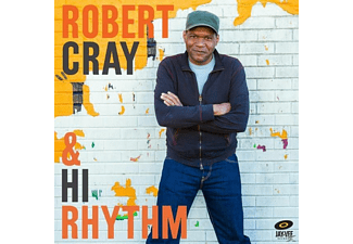 Robert Cray - Robert Cray & Hi Rhythm  - (CD)