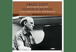Kirill Kondrashin, London Symphony Orchestra, Richter Svjatoslav - Klavierkonzerte 1 & 2  - (Vinyl)