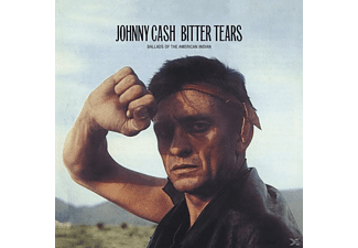 Johnny Cash - Bitter Tears  - (CD)