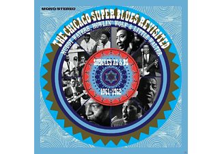 Muddy Waters, Little Walter, Howlin' Wolf - Chicago Super Blues Revisited  - (CD)