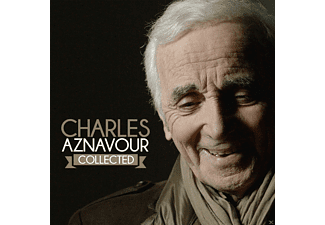 Charles Aznavour - Collected  - (Vinyl)