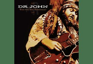 Dr. John - Who Was Mac Rebenack?  - (CD)