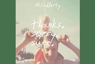 Mccafferty - THANKS.SORRY.SURE [CD]