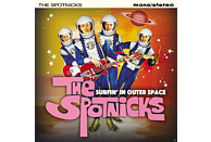 The Spotnicks - Surfin' In Outer Space [CD]