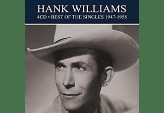 Hank Williams - Best Of The Singles 1947-1958  - (CD)