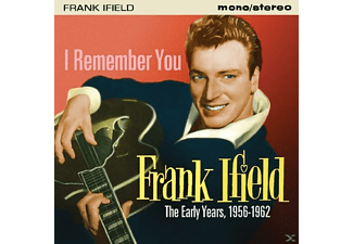 Frank Ifield - I Rembember You  - (CD)