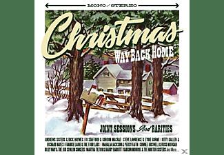 VARIOUS - Christmas Way Back Home  - (CD)
