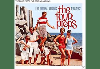 The Four Preps - 5 Original Albums  - (CD)