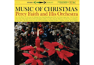 Percy Faith - Music Of Christmas  - (CD)