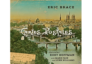Eric Brace - Cartes Postales  - (CD)
