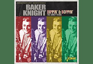 Baker Knight - Bippin' & Boppin'  - (CD)