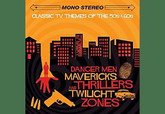 VARIOUS - Danger Men,Maverkicks  - (CD)