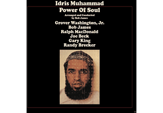 Idris Muhammad - Power Of Soul  - (Vinyl)