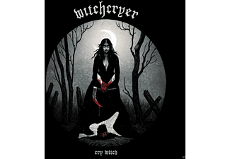 Witchcryer - Cry Witch  - (CD)