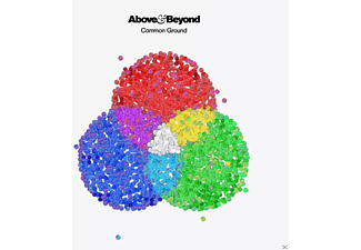 Above & Beyond - Common Ground  - (CD)