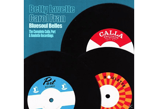 Bettye/carol Fra Lavette - Bluesoul Belles  - (CD)