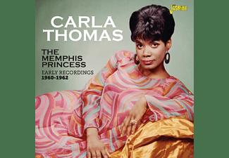 Carla Thomas - The Memphis Princess  - (CD)