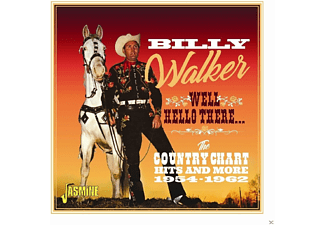 Billy Walker - Well Hello There  - (CD)