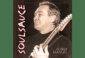 Bobby Manuel - Soul Sauce  - (CD)