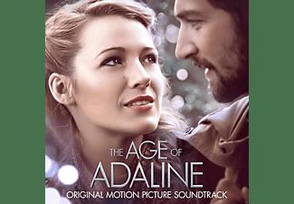 VARIOUS - AGE OF ADALINE  - (CD)