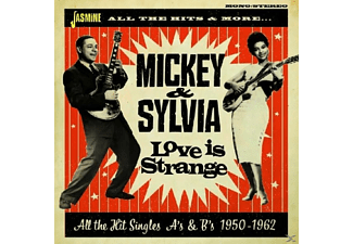 Mickey & Silvia - Love Is Strange  - (CD)