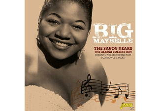 Big Maybelle - The Savoy Years  - (CD)