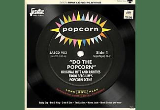 VARIOUS - Do The Popcorn  - (CD)