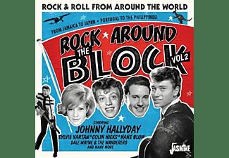 VARIOUS - Rock Around The Block 2  - (CD)