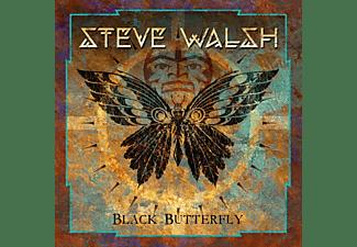 Steve Walsh - Black Butterfly (ltd goldenes Vinyl)  - (Vinyl)