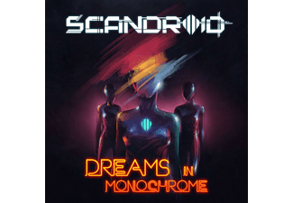 Scandroid - Dreams In Monochrome  - (CD)