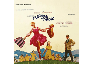 Christopher Plummer, Andrews Julie, Irwin Kostal - Sound Of Music  - (Vinyl)