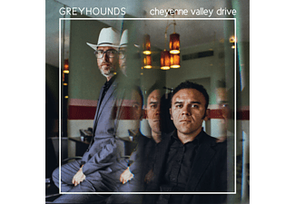Greyhounds - Cheyenne Valley Drive (farbiges Vinyl)  - (Vinyl)