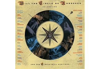 Nitty Gritty Dirt Band - WILL THE CIRCLE BE UNBROKEN 2  - (CD)
