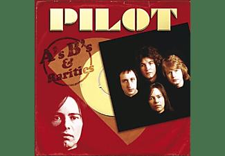 Pilot - A S & B S & RARITIES  - (CD)
