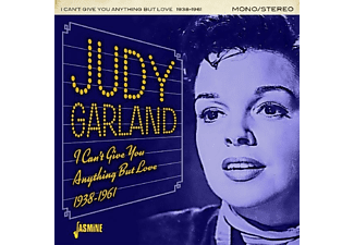 Judy Garland - I Can't Give You Anything  - (CD)
