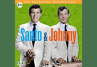 Santo & Johnny - Essential Recordings  - (CD)