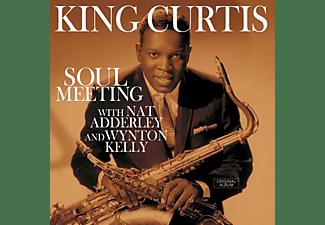 King Curtis - SOUL MEETING  - (Vinyl)