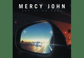 Mercy John - Let It Go Easy  - (Vinyl)