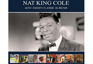 Nat King Cole - 8 Classic Albums  - (CD)