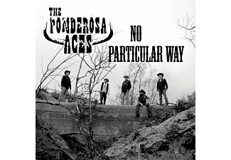 Ponderosa Aces - No Particular Way  - (CD)