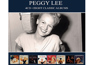 Peggy Lee - 8 Classic Albums  - (CD)