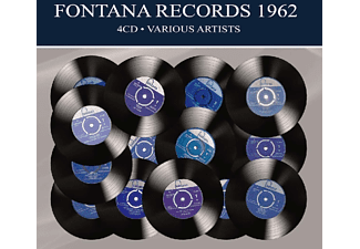 Fontana - Fontana Records 1962  - (CD)